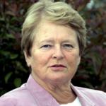Former Norwegian Prime Minister Gro Harlem Brundtland